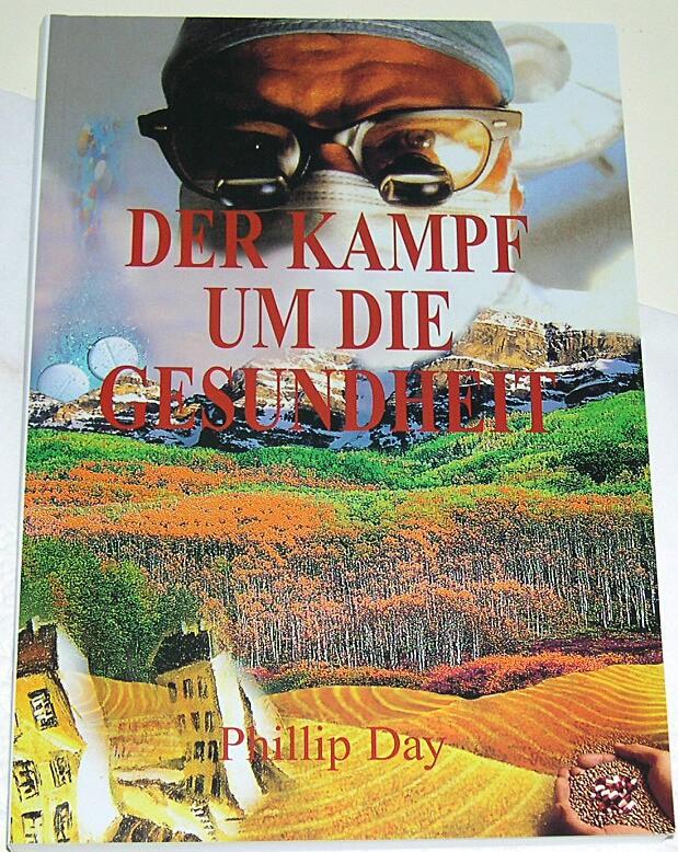 Phillip Day: Der Kampf um die Gesundheit - VHS Video -
