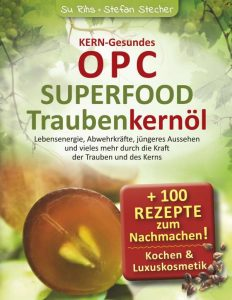 Kerngesundes OPC Superfood Traubenkernoel