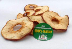 Apfelchips gesund